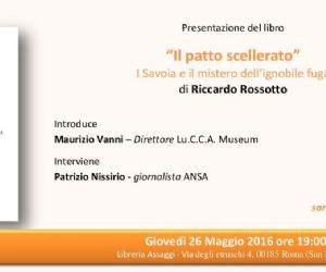 Presentazione del libro di Riccardo Rossotto