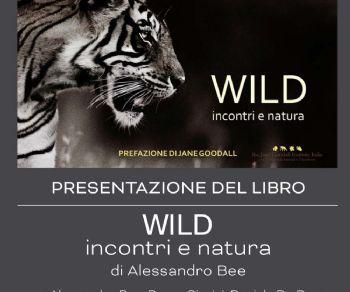 Incontri e natura, il libro di Alessandro Bee per il Jane Goodall Institute Italia