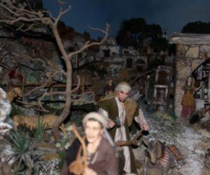 In occasione delle feste Natalizie ritorna a Roma il presepe animato itinerante di Penna in Teverina