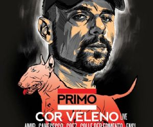 Cor Veleno live & special guests