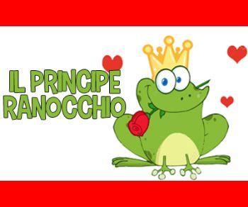 Bambini e famiglie - Il Principe Ranocchio