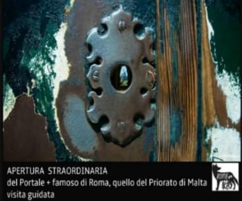 Visite guidate - Gran Priorato di Malta all'Aventino