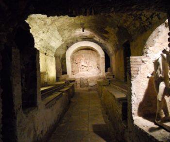 Visite guidate - Mitreo di Santa Prisca sul Colle Aventino. Apertura Straordinaria