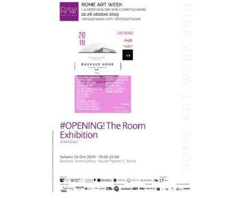 Gallerie: Bauhaus Home Gallery al Rome Art Week