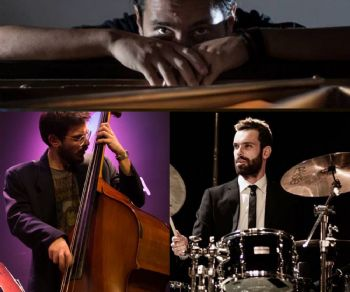Concerti - Lewis Saccocci - Giuseppe Romagnoli - Matteo Bultrini trio