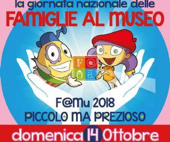 """Tema specifico dell'edizione 2018: """"Piccolo ma prezioso"""" Una giornata speciale dedicata ai bambini"""