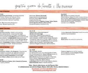 Festival: Festival di fumetti e illustrazioni