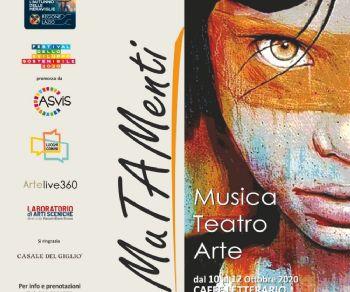 Festival - Festival MuTAMenti - Musica Teatro Arte per lo sviluppo sostenibile