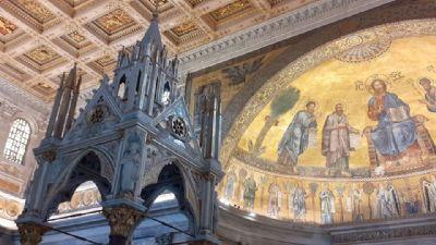 Visite guidate - La basilica e la nuova area archeologica di S. Paolo fuori le mura