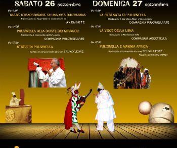 Spettacoli - Pulcinellamania