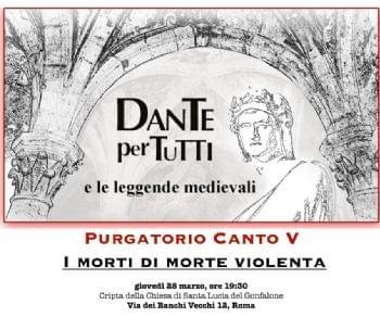 Libri - Dante per tutti: Purgatorio V