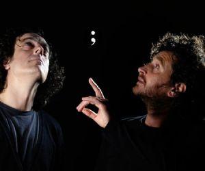 Punto e Virgola presentano il loro disco