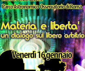 Un dialogo sul libero arbitrio  di Amedeo Balbi e Antonio Pascale