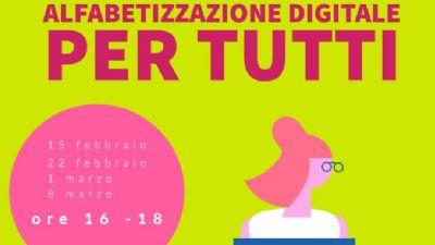 Attività - Alfabetizzazione digitale per tutti