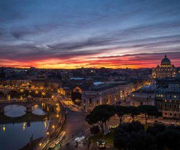 Visite guidate - Quanto sei bella Roma... di sera!