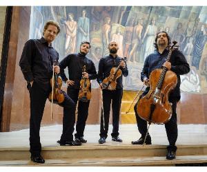 """Concerti: Si conclude il ciclo """"Esplorando Beethoven"""" col Quartetto di Cremona"""