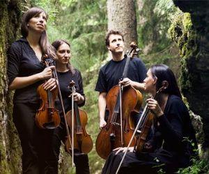 Musiche di Haydin, Schubert, Bartok