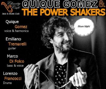Locali - Quique Gomez & The Power Shakers
