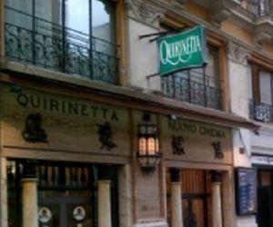 La nuova vita del Teatro Quirinetta:  live, performance e arte