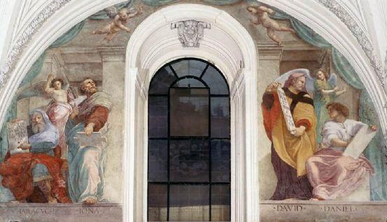 Visite guidate - Raffaello e le Sibille