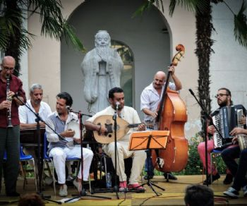 Concerti: RomaRabeat. Il Maghreb incontra i Balcani, speciale MONI OVADIA e Tosca, Il suono della voce