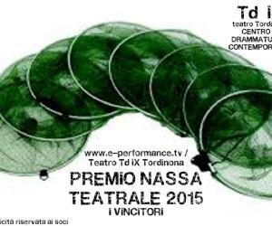 Spettacoli: Nassa Teatrale 2015