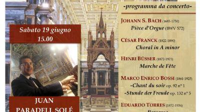 Concerti - Concerto di Organo a San Paolo fuori le Mura