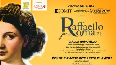Rassegne - Raffaello per Roma