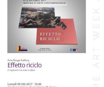 Gallerie: Effetto Riciclo