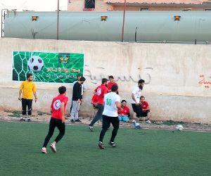 Mostre - Reagire alla guerra: sport e società civile in Siria