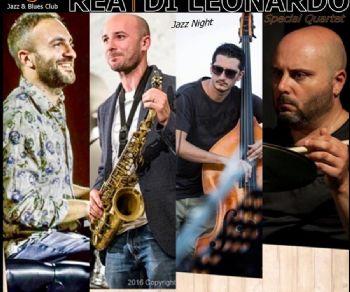 Locali - Recchia, Rea, Sorrentino, Di Leonardo Special Quartet