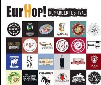 Sagre e degustazioni - EurHop! Roma Beer Festival