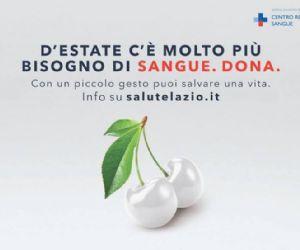Attività: Emergenza sangue nel Lazio
