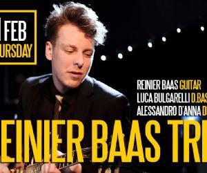 Reinier presenterà molti originali, tra cui i brani più celebri dei suoi passati album