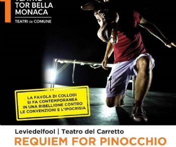 Spettacoli - Requiem for Pinocchio