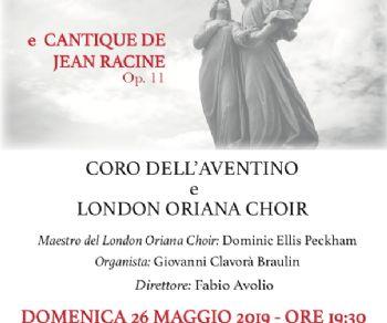 Concerti - Concerto di Fauré