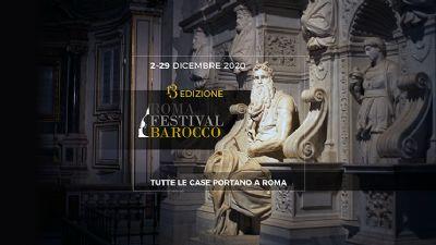 Concerti - Roma Festival Barocco XIII Edizione 2020