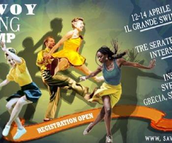 Tre giorni di serate, spettacoli, workshop, social dance, musica dal vivo