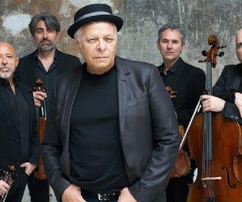 Enzo Gragnaniello e i Solis String Quartet presentano il loro live