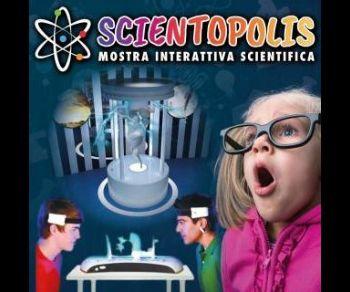 Mostra interattiva scientifica