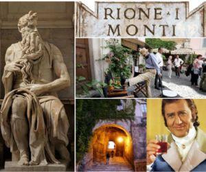 Visite guidate: Rione Monti