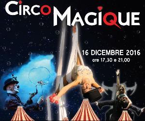 Bambini e famiglie: Circo Magique