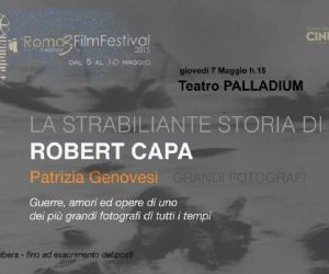 Patrizia Genovesi racconta la storia del grande fotografo