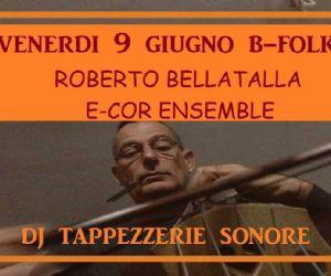 Locali - Roberto Bellatalla E-cor in concerto
