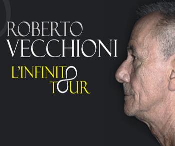 Concerti - L'Infinito tour. Roberto Vecchioni in concerto