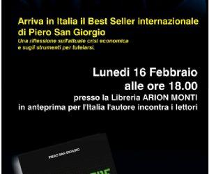Presentazione del Best Seller internazionale di Piero San Giorgio