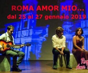 Spettacoli - Roma Amor Mio