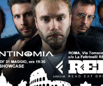 Per la prima volta a Roma a pochi mesi dall'uscita di «Kronos»