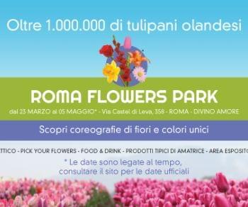 Altri eventi - Roma Flowers Park
