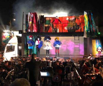 Spettacoli - Rigoletto OperaCamion